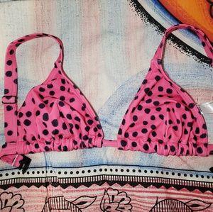 Other - ASOS Polka Dot Bikini Top 32DD